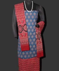 suit handblock cotton fanric by charu creation nehru place