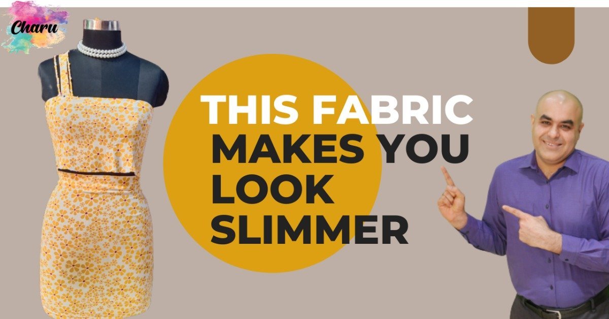 This Fabric Makes You Look Slimmer