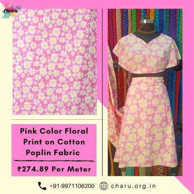 Cotton Poplin Fabric Draping | Best Fabric For Shirts